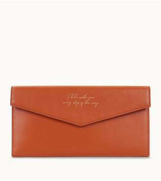 Tod's Tods Document Holder Pouch In Leather