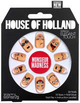 Elegant Touch House of Holland V Nails - Monsieur Madness