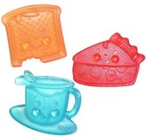 Infantino Silly Chilly Teethers - 3 pack