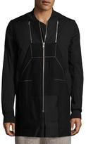 Rick Owens Solid Bomber Jacket