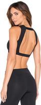 So Low SOLOW Angled Strap Sports Bra