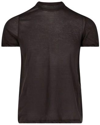 Rick Owens Piped Seam T-Shirt