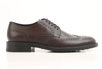 Tod's Lace-Up Perforated Brogues