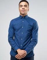 Jack and Jones Slim Shirt In Texture
