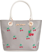 Betsey Johnson Cherry Medium Tote