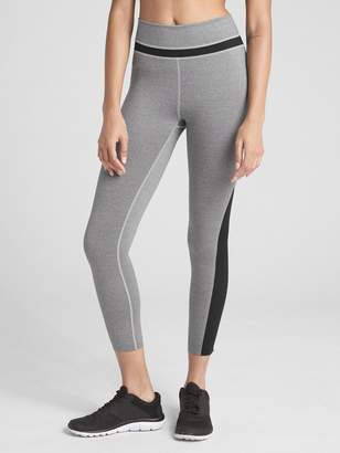 Gap GapFit Reflective Ankle-Zip 7/8 Leggings