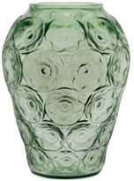 Lalique Anemone Medium Vase