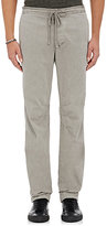 James Perse MEN'S COTTON DRAWSTRING TROUSERS