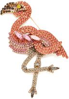 Elizabeth Cole Flamingo Pin
