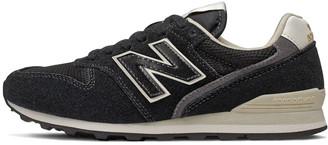 New Balance Black with Sea Salt 996 Shoes 996 Black Sea Salt WL996VHB - EU 37 1/2 - Black