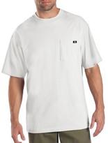 Dickies Men's 2 Pack Cotton Short Sleeve Pocket T-Shirt