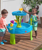 Step2 Blue & Green Splash Tower Water Table