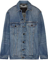 Alexander Wang Denim Jacket - Mid denim