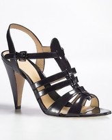 Leather Gladiator Pump by Boutique 9