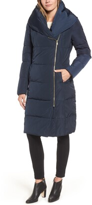 Cole Haan Signature Down & Feather Coat
