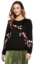 Yumi Printed Sweatshirt