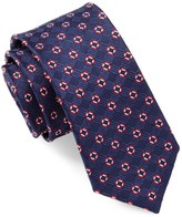 Isaac Mizrahi Silk Print Tie (Little Boys & Big Boys)