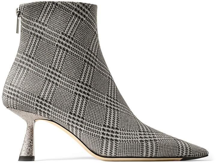 f0715c274217 Jimmy Choo Silver Women's Boots - ShopStyle