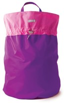 Infant 7 A.m. Enfant Water Repellent Hamper Bag - Purple