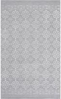 Prep Paired Metallic Rug, 3x5, Gray