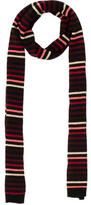 Sonia Rykiel Wool Patterned Scarf