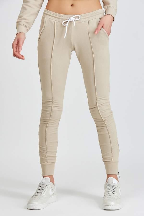 Cotton Citizen Milan Jogger W/ Ankle Zippers