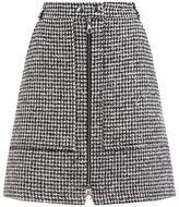 SET Houndstooth Skirt