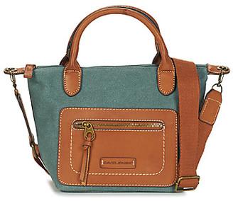David Jones 5982-3 women's Handbags in Blue
