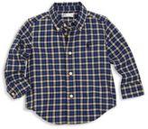 Ralph Lauren Baby's Cotton Twill Plaid Shirt