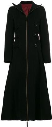 Jean Paul Gaultier Pre Owned Strappy Long Coat