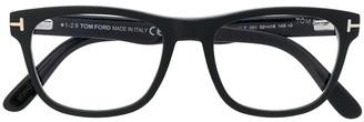 Tom Ford rounded square-frame glasses