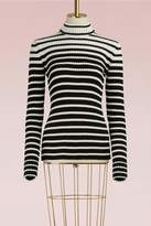 MSGM Striped Wool Sweater