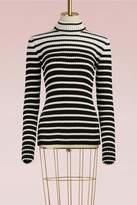 MSGM Wool striped Sweater