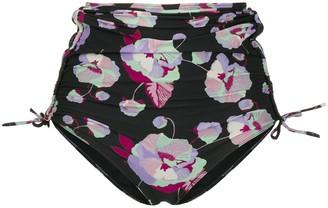 Isabel Marant Nelaris floral-print swimwear bottoms