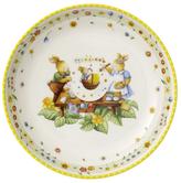 Villeroy & Boch Spring Fantasy Painting Egg Large Porcelain Bowl