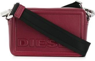 Diesel Logo Satchel Bag