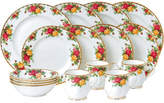 Royal Albert Ra Ocr Dw 16 Piece Set