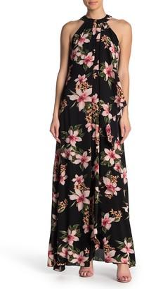 Yumi Kim Aphrodite Floral Print Maxi Dress