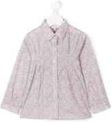 Cashmirino - Micro-floral print shirt - kids - Cotton - 2 yrs