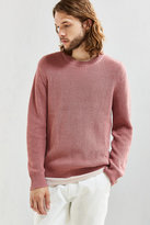 Uo Classic Pink Crewneck Sweater