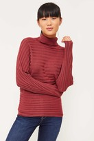 Ardene Eco-Conscious Recycled Fabric Mock Neck Sweater