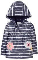 Gymboree Striped Rain Coat