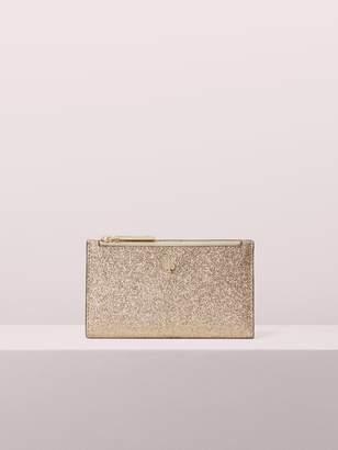 Kate Spade burgess court small slim bifold wallet