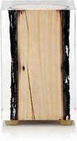 """Bleu Nature 6"""" Nilleq Burnt Wood Block"""