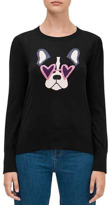 Kate Spade Francois Puppy Sweater