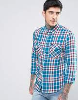 Lee Western Check Twill Shirt
