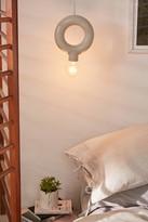 Urban Outfitters Jasa Ceramic Hoop Pendant Light