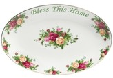 Royal Albert Old Country Roses Sentimental Platter