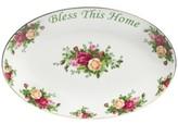 Royal Albert Old Country Roses Sentimental Platter