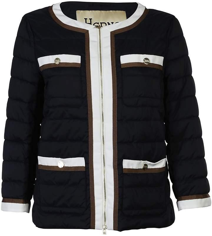 Herno Cropped Jacket